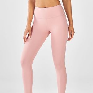 Fabletics high waisted athletic leggings